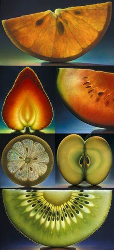 this provoked a thought: awesome photo project -- natural foods (random, but still)