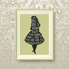 BUY 2, GET 1 FREE! Alice in Wonderland cross stitch pattern, pdf counted cross stitch pattern, Quote cross stitch, Disney cross stitch #P001 from NataliNeedlework on Etsy Studio