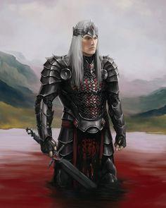 Character Concept, Character Art, Character Design, Character Inspiration, My Fantasy World, Dark Fantasy Art, Armadura Viking, Familia Targaryen, Game Of Thrones Artwork