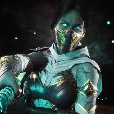 Jade Mortal Kombat, Mortal Kombat Games, Mortal Kombat Art, Mortal Combat, Video Game Art, Video Games, Cartoon Profile Pictures, The Revenant, Fantasy Armor