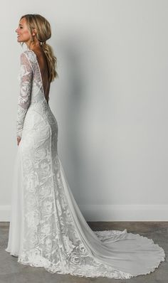 Featured Wedding Dress: Grace Love Lace; Wedding dress idea. #FashionDresses
