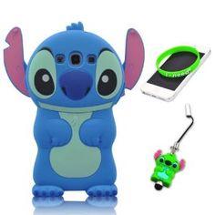 Stitch- Samsung Galaxy S3 Phone Case