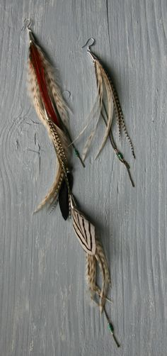 Freeravin - Litill Egypt, $75.00 (http://www.freeravin.com/litill-egypt/) #bohemian #style #gypsy #goddess #earrings #oneofakind #sexy #style #handmade #onlyoneavailable #longearrings #feathers