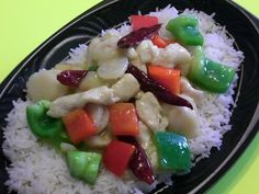 Jump Asian Express Szechuan Lemon Chicken - Low Sodium