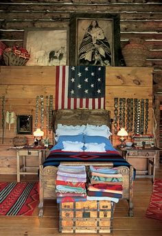 The Enchanted Home: The wonders of the wild wild west! (bedroom)