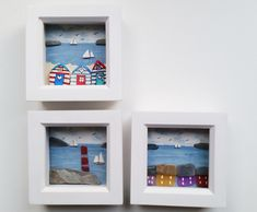 Your place to buy and sell all things handmade Coastal Wall Decor, Beach Wall Decor, Unique Mothers Day Gifts, Unusual Gifts, Glass Butterfly, Sea Glass Art, Etsy Uk, Tall Ships, Unique Home Decor