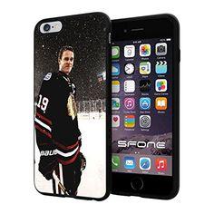 "Jonathan Toews Chicago Blackhawks #1413 iPhone 6 Plus (5.5"") I6+ Case Protection Scratch Proof Soft Case Cover Protector SURIYAN http://www.amazon.com/dp/B00X6536T8/ref=cm_sw_r_pi_dp_hLJwvb1X75419"