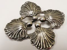 Antique Vintage Art Deco Stunning Sterling by TimesPastJewelry1