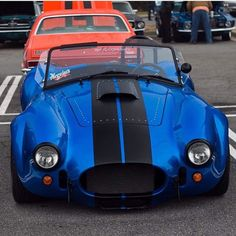 Such a sick looking Cobra!