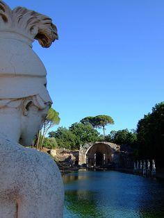 Villa Adriana - Tivoli, Italy