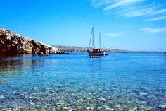 Koromačina, Island Cres Croatia