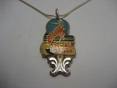 Stewart Island necklace - charming and very kiwiana.