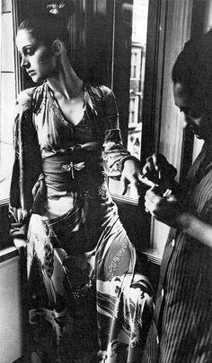 Photo by Bernard Mignault, 1969.