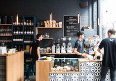 Soldier On and Oak & Steel Wine Bar - Cafe - Bar - Food & Drink - Broadsheet Melbourne Cafe Bar, Cafe Bistro, Bakery Cafe, Cofee Shop, My Coffee Shop, Coffee Shop Design, Coffee Cafe, Cafe Interior Design, Cafe Design