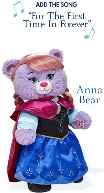 Frozen - Build-A-Bear Workshop US
