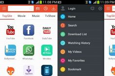 Download Vidmate APK For Android