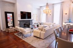 Go Inside Bethenny's Brand New Apartment   The Real Housewives of New York City Photos