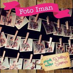 Foto Polaroid En Iman Souvenir Calidad Fotografica Boda - $ 180,00