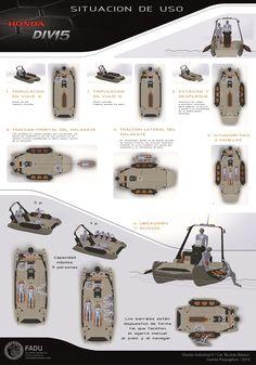 Honda DIV15 - Embarcación de Rescate - Rescue Boat on Behance