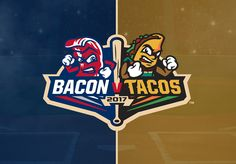 "The ""beef"" between the Lehigh Valley IronPigs and Fresno Tacos has reached a fever pitch! Vote now to determine if bacon or tacos reign supreme. Winner take all–the losing team of the online vote must wear the other team's cap on-field for a game in June."