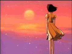 ✦ ᵖᵃʳᵏ ʲⁱˢᵘⁿᵍ ❦ ᵇᵃᵉᵏ ʲⁱʰᵉᵒⁿ ✦ ©ꜱɪꜱɪʟɪᴢʟᴇ 's property™ ❣ ㅡ ᴄᴏᴍɪɴɢ ꜱᴏ… # Fiksi Penggemar # amreading # books # wattpad Aesthetic Japan, Aesthetic Gif, Retro Aesthetic, Aesthetic Videos, Beige Aesthetic, Anime Gifs, Cartoon Gifs, Anime Art, Sunset Gif