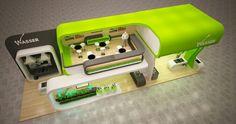 Exhibition concept wasser