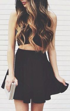 Two piece dress.                                                                                                                                                     More