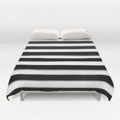 Striped Black and White HOME DECOR