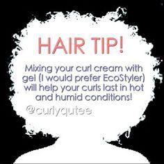 Hair Tips #naturalhairhow101