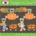 Designs on Cloud 9 Pumpkin Patch SVG and cutting files