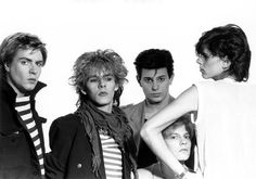 :) I like Simon's look here very much. Music Mix, Sound Of Music, Great Bands, Cool Bands, Roger Taylor Duran Duran, Nick Rhodes, Simon Le Bon, Tears For Fears, John Charles