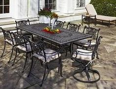 Traditional Outdoor Tables Part 93