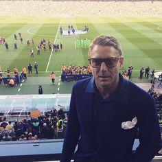 #LapoElkann Lapo Elkann: At the legendary Camp Nou in Barcelona @fcbarcelona #❤️football