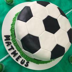 Cake Bola de Futebol