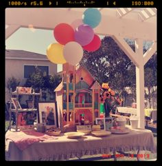 Up Birthday Party #up