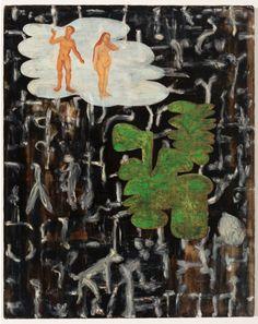 Barbara Tuck, ris Gate, Oil on canvas, 405 x 1 of a suite of 6 Dana Schutz, Chantal Joffe, Elly Smallwood, New Zealand Art, Creative Skills, Adam And Eve, Art Inspo, New Art, Amazing Art