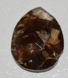 tear drop diamond, rustic diamond stone, rose cut diamonds, pear shape diamond. - Engagement Rings