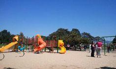 El Dorado Park in Long Beach, CA