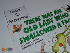 Read to Someone Book