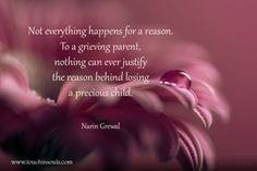 Not everything happens ...