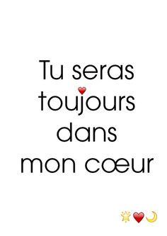 Tu Va Me Manquer Parole : manquer, parole, Idées, Manquer..., Manquer,, Citation,, D'amour