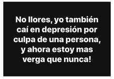 Love Hurts, Sad Love, Spanish Memes, Spanish Quotes, Mood Quotes, True Quotes, Sad Heart, Baddie Quotes, Tumblr Quotes