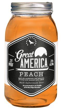 Peach Pie beverage