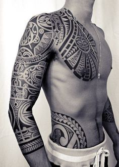 40 Meaningful Maori Tattoo Designs For Inspiration - Buzz 2018