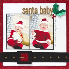 10200 AC HSN 12x12SantaBaby Its Coming Fast! Glamming it Up at HSN on September 17th!