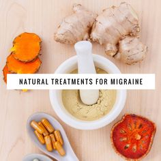 Natural migraine treatments that really work. Learn the best diet and supplements that remedy migraine headaches and prevent them from reoccurring. Migraine Diet, Migraine Relief, Natural Headache Remedies, Natural Home Remedies, Holistic Remedies, Migraine Home Remedies, Natural Healing, Health Remedies, Vitamins