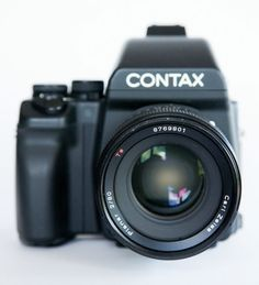 Contax 645 - I'm ready for this baby!