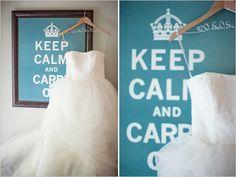 Beautiful Irish wedding with tons of DIY personalised elements