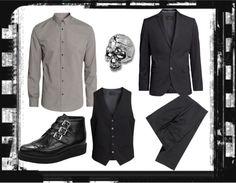 corporate goth Mens 1