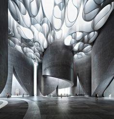 Kazakh Hero, Astana (Kazakhstan)      Mario Cucinella Architects      2014